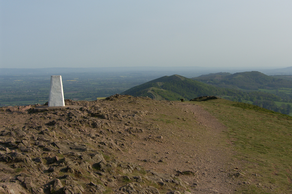 S/W View from the Worcestershire Beacon