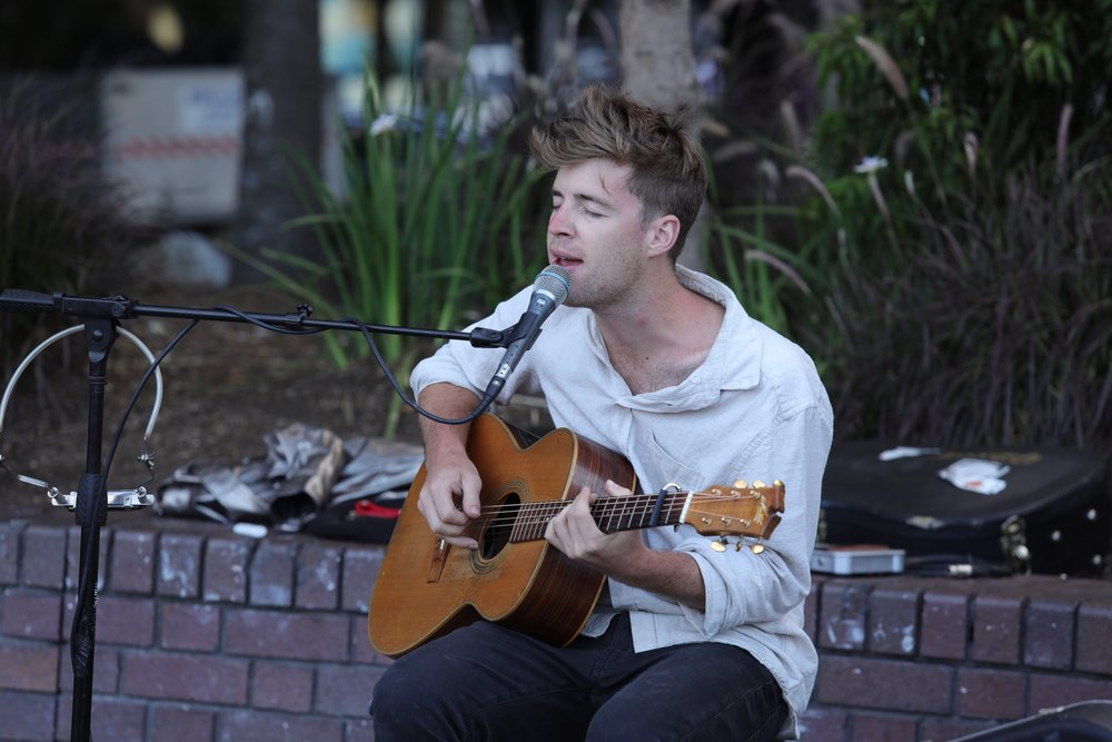Amazingly talented musician Jack Dawson