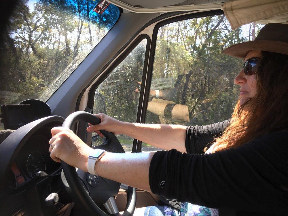Queen of the road :)