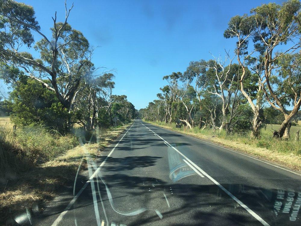 lovely bit of road!