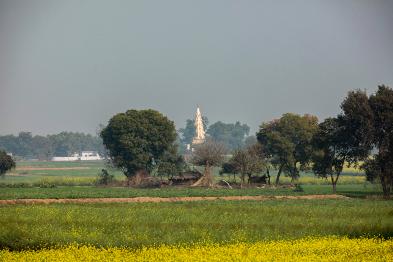 Indian countryside, Jattari India
