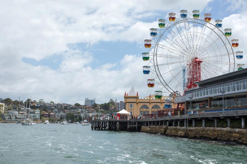 Sydney Harbour,Australia