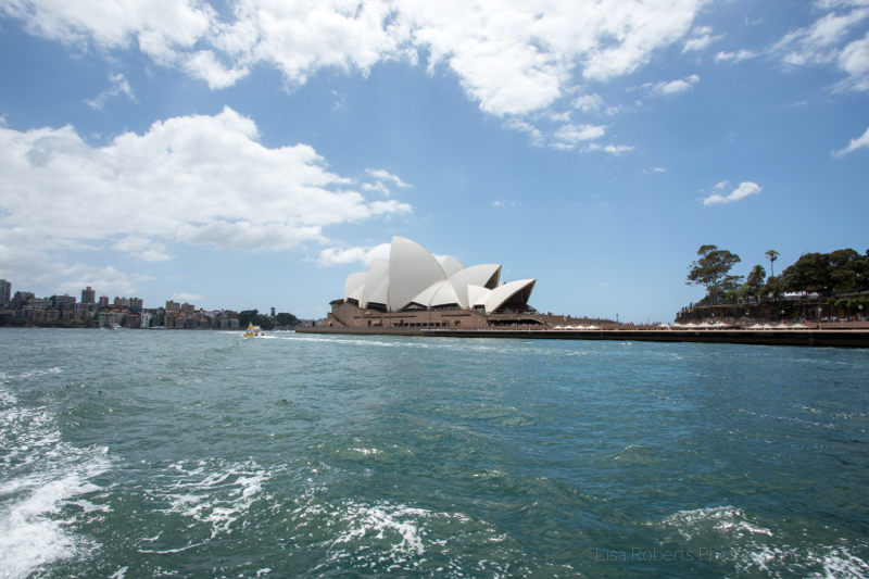 Sydney Harbour and the Opera House, Australia
