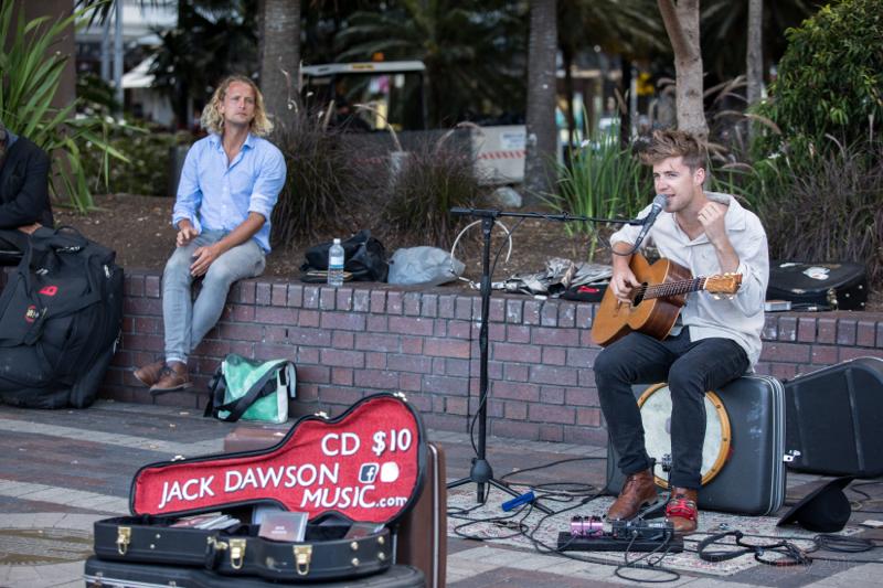 Jack Dawson, Sydney Harbour,Australia