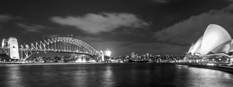 Sydney Harbour Bridge & Opera House, Australia