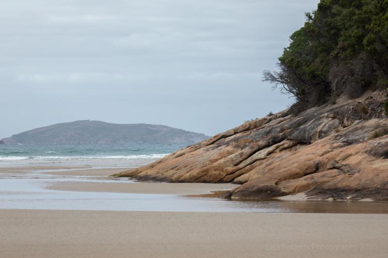 Tidal River Beach,Wilson's Promontary, Victoria, Australia