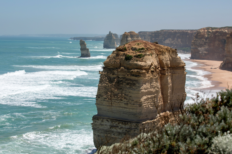 The Twelve Apostles, Port Campbell National Park, Victoria, Australia