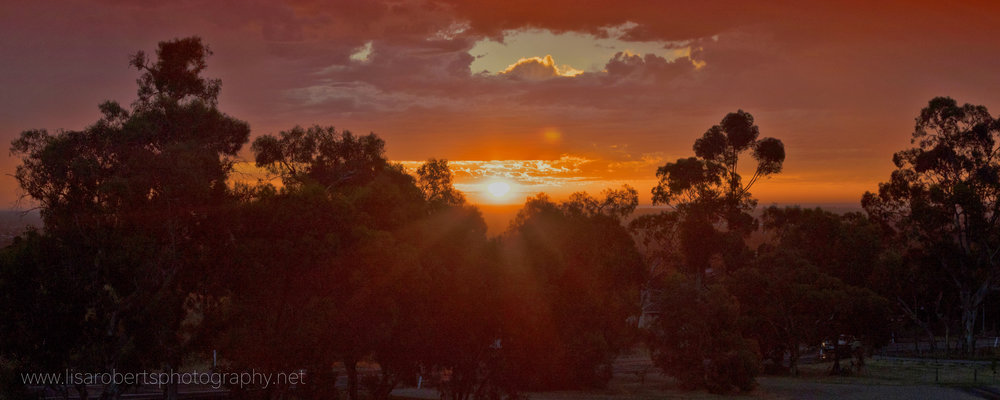 Sunset, Adelaide, South Australia