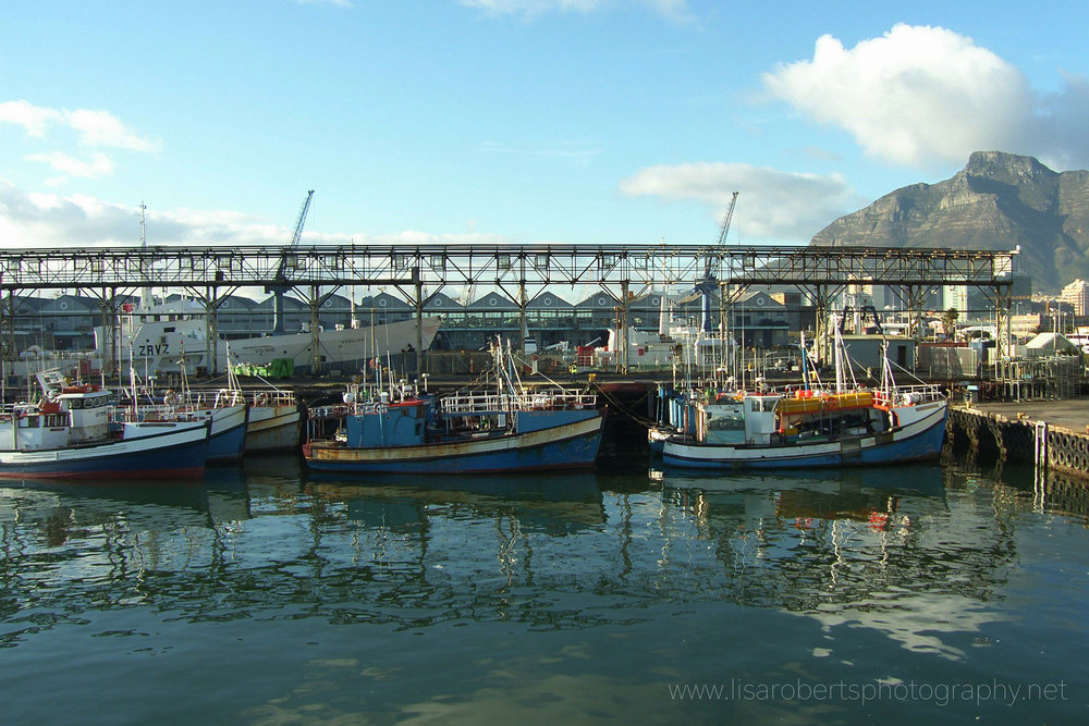 Cape Town Harbour, Western Cape, South Africa