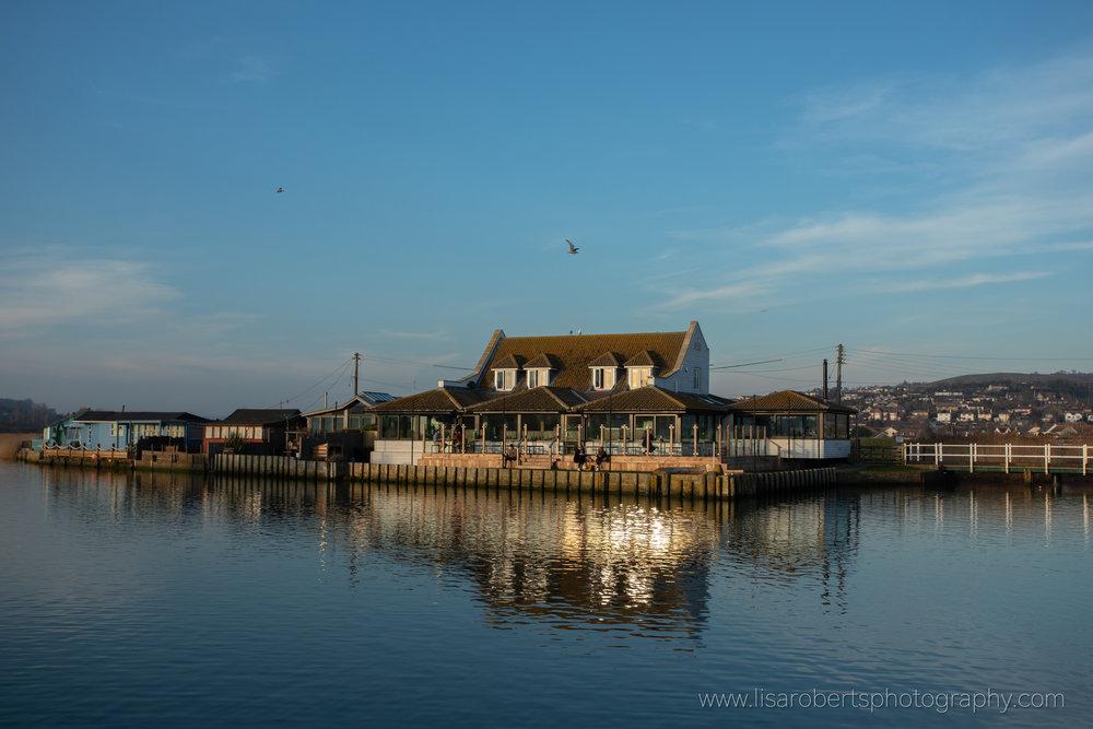 West Bay, Dorset England