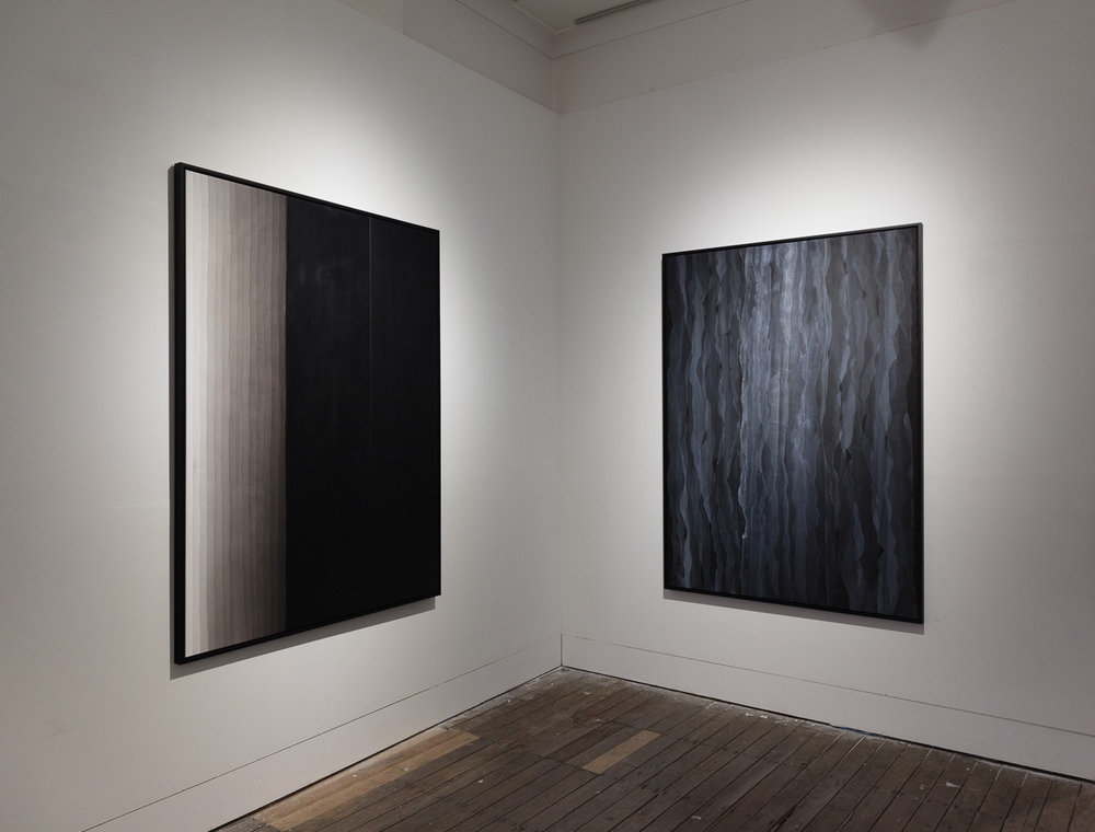 Into the Void and Perceptions -Installation View