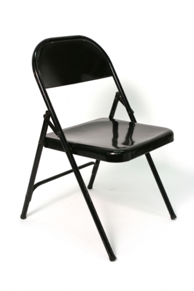 Black Metal Folding Chairs contemporary black metal folding chairs patio chair threshold r on