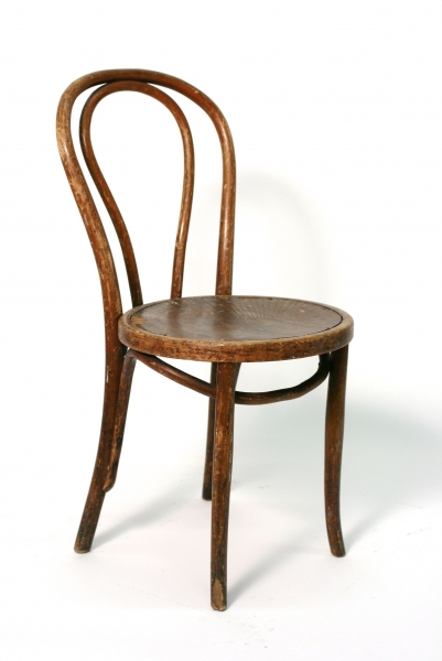 Exceptionnel VINTAGE BENTWOOD CHAIR