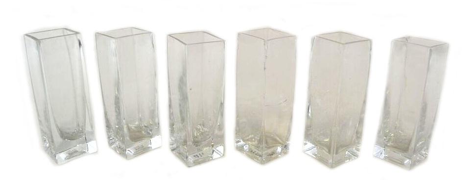 Rectangular Vases Hook Props