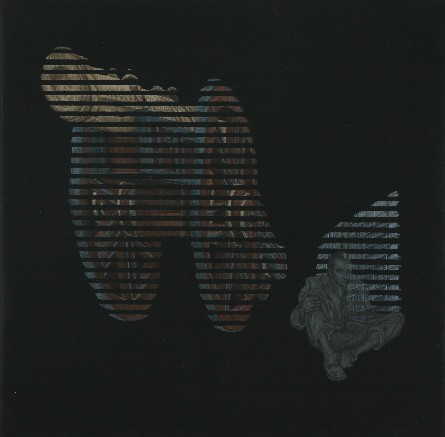 "Praneet Soi | Zam-Zammah & Kim | Acrylic on canvas | 12.5"" x 12.5"" 