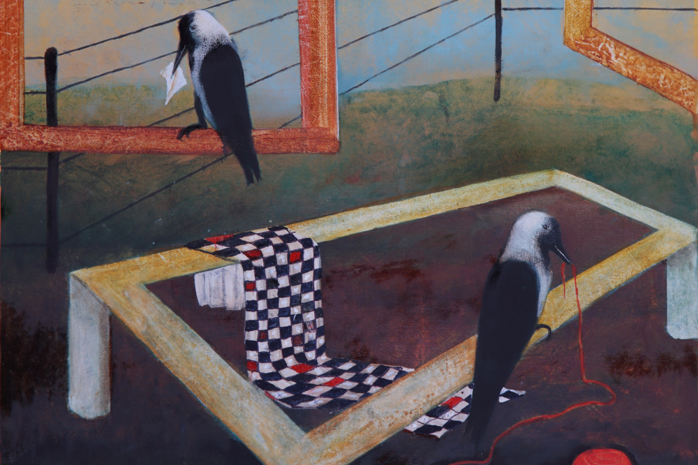 ANJOLIE ELA MENON |  Recent Works  27 March - 7 May, 2015