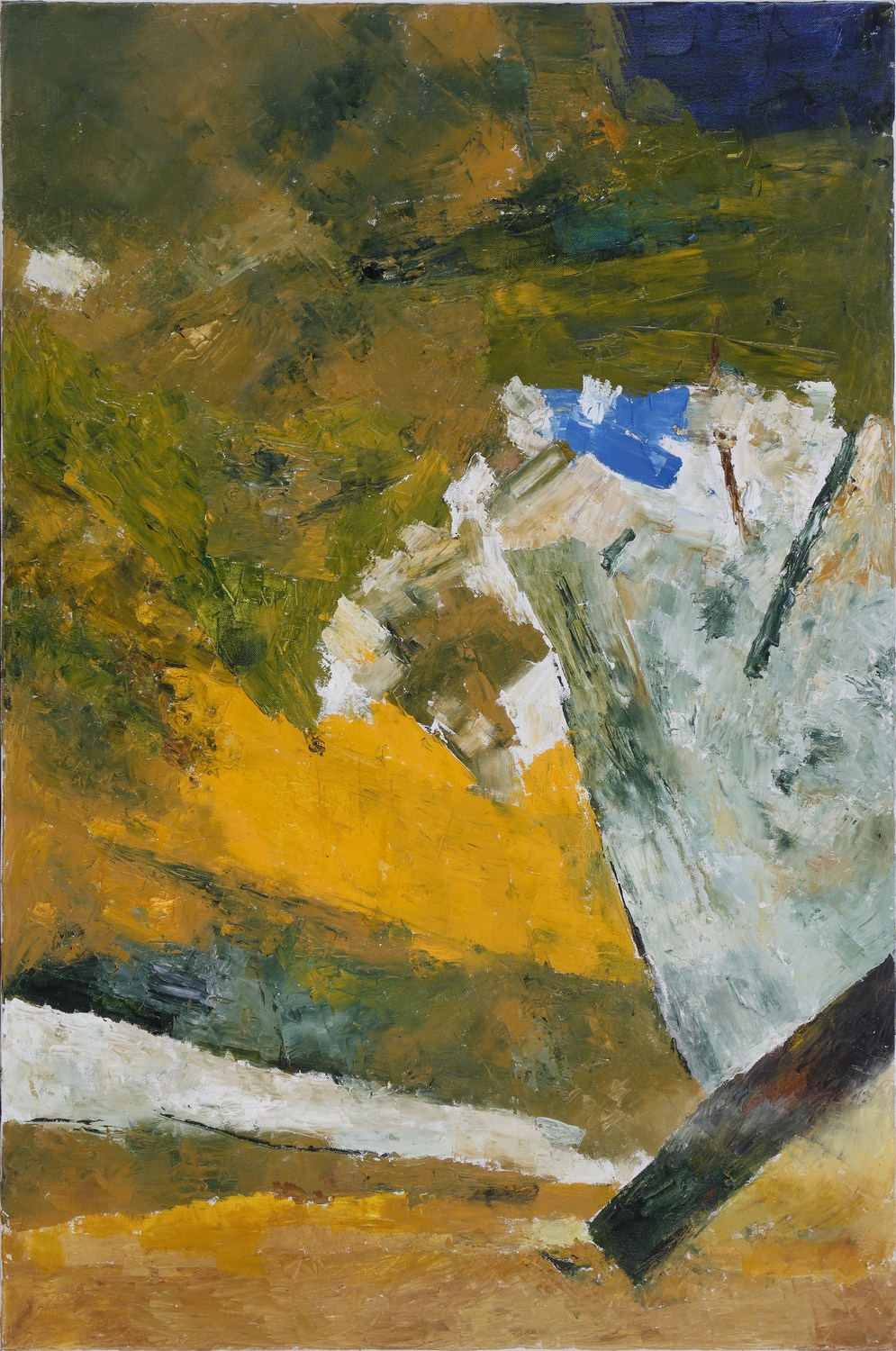 "Untitled | Oil on canvas | 36"" x 24"" 
