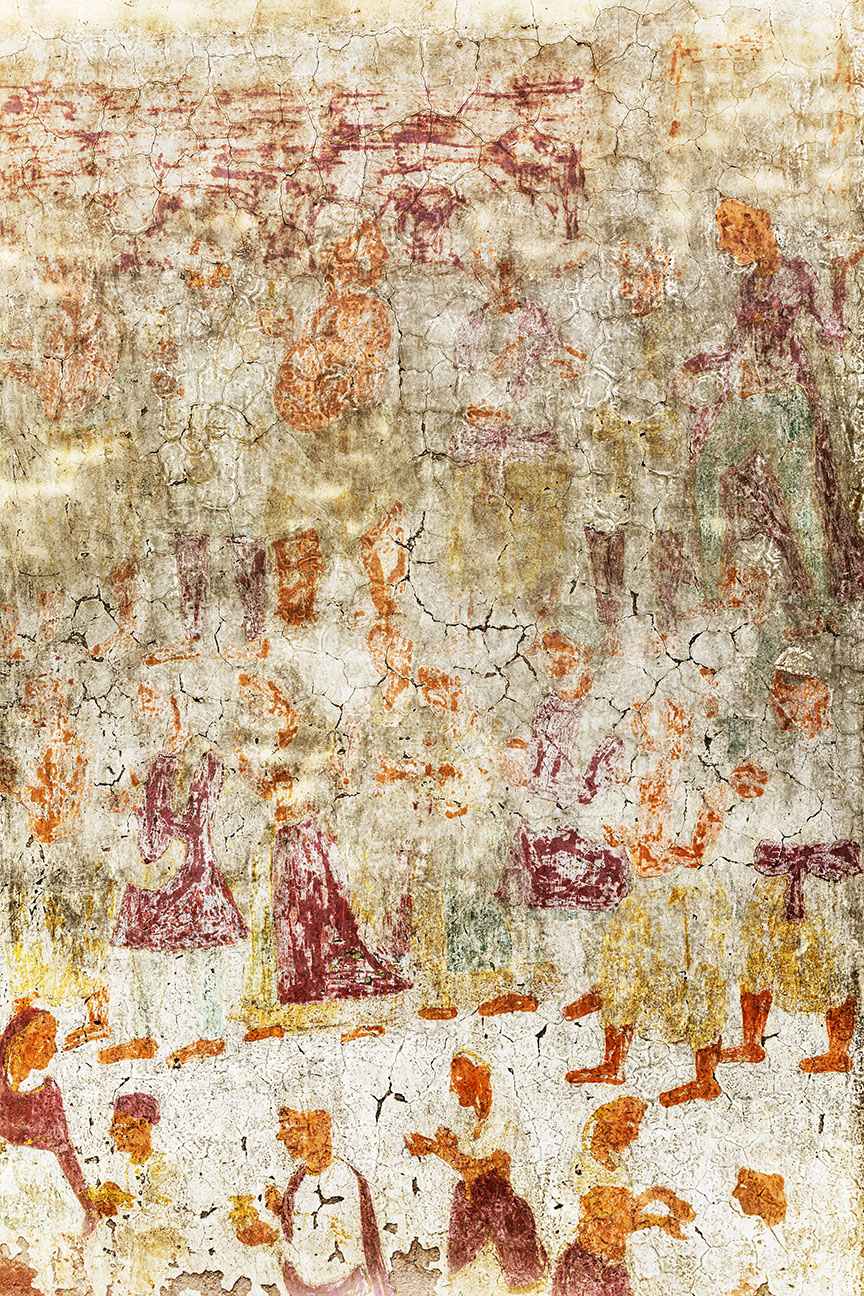 "Atul Bhalla | Fiction - II | Archival Pigment Print | 48"" x 32"" | 2017"