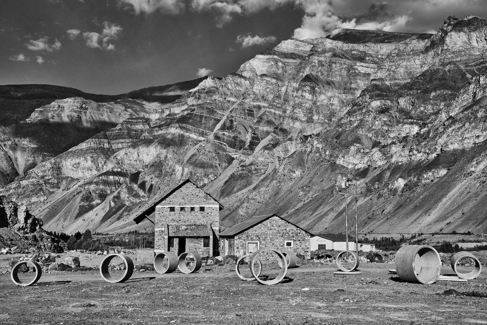 "Poh,Himachal Pradesh, India | Photograph | 32""x 44"" | 2016"