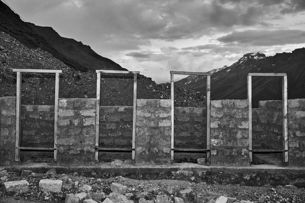 "Kaza Soma, Himachal Pradesh, India | Photograph | 24""x 36"" | 2016"