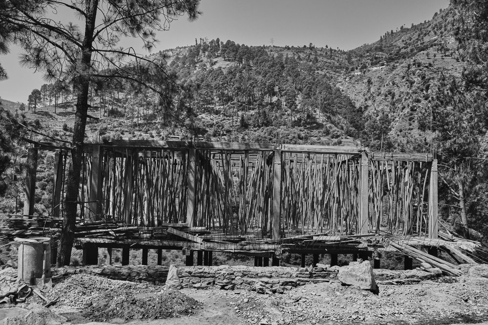 "Chhilage Morh,Himachal Pradesh, India | Photograph | 24"" x 36"" | 2016"