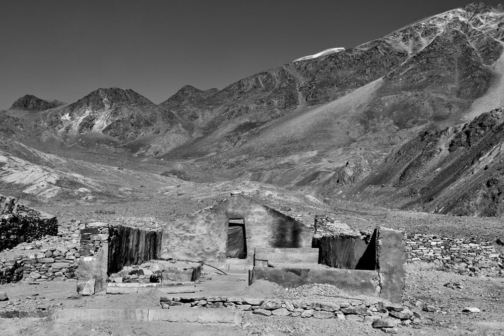 "Biru's Dhaba,Leh Rd,Bara-lacha Pass,Himachal Pradesh, India | Photograph | 12""x 18"" | 2016"