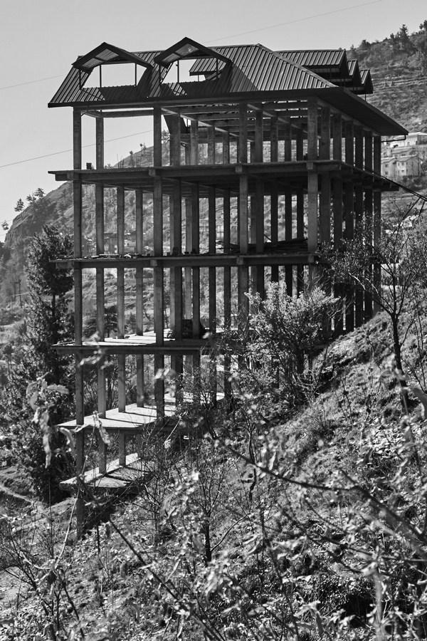 "Deorighat,Himachal Pradesh, India | Photograph | 12"" x 18"" | 2015"