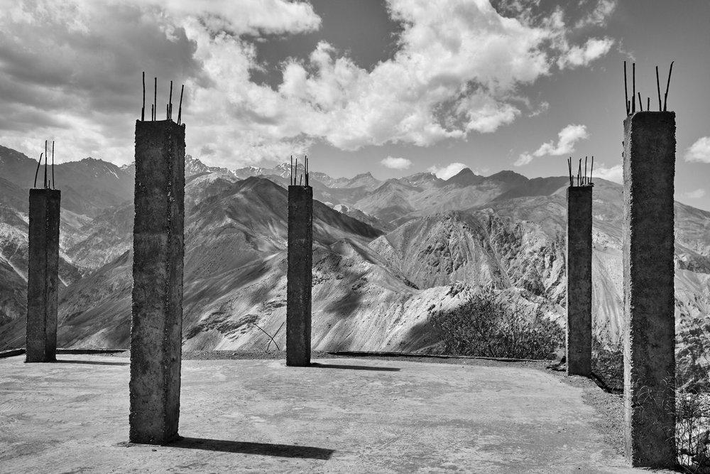 "Nako,Chitkul,Himachal Pradesh, India | Photograph | 12"" x 18"" | 2014"