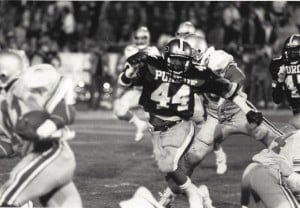 Sumlin playing for Purdue2