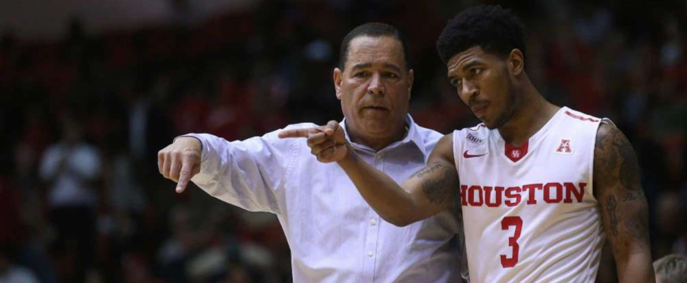 Johnson discusses sauces and NBA plans with Coach Sampson in 2016
