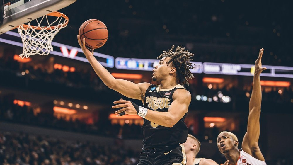 Ranking Carsen Edwards Draft Fit On Every Nba Team Boiled Sports