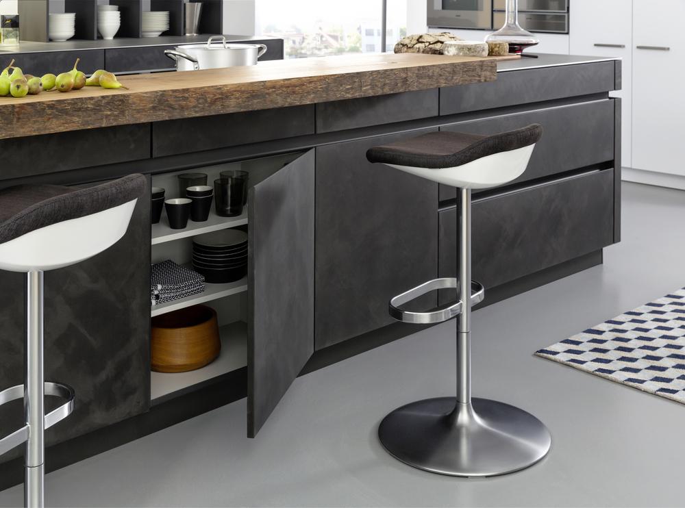 Contour Kitchens Cheltenham - Concrete