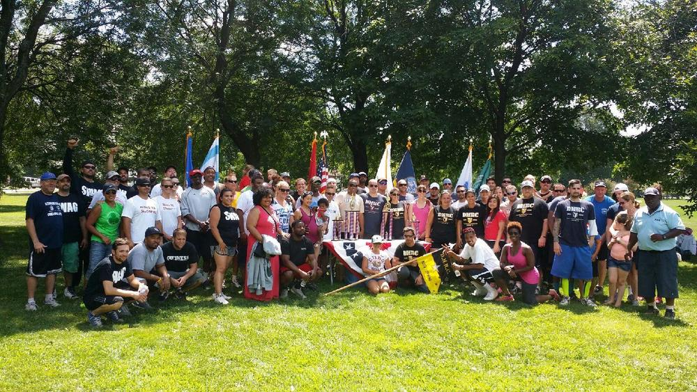 Warrior Summit Coalition and City of Chicago Veteran Softball Tournament