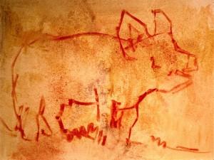 Round pig, linear sketch
