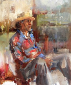 Day Laborer by Lesley Humphrey