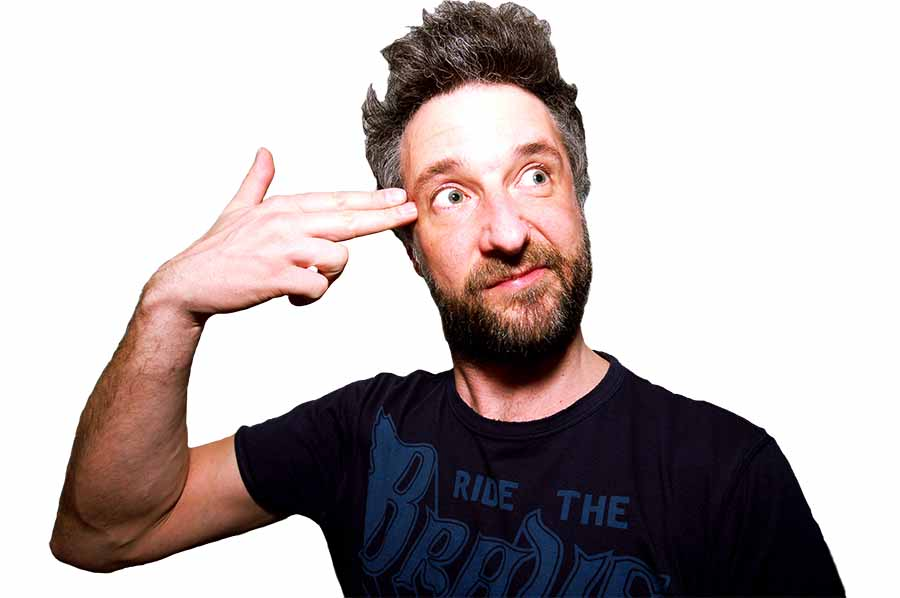Thurs 11th Apr - LOL Cheshire LIVE Comedy from Duncan Oakley!