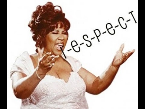 Image result for respect yourself aretha franklin