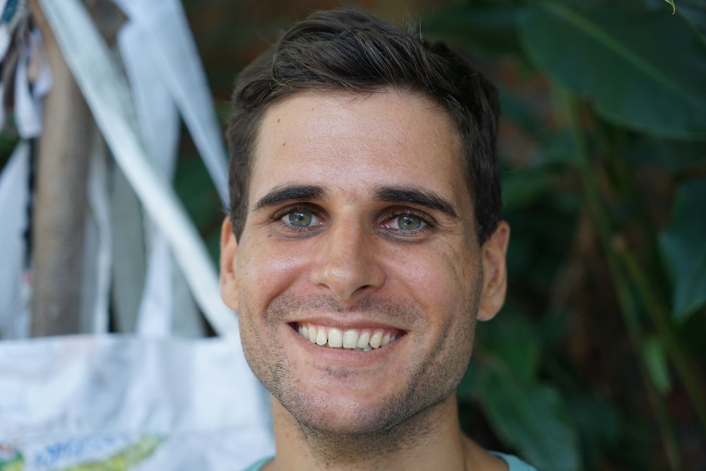Bastin Vrancken Co-Founder and Director - Manos Unidas Based:Nicaragua