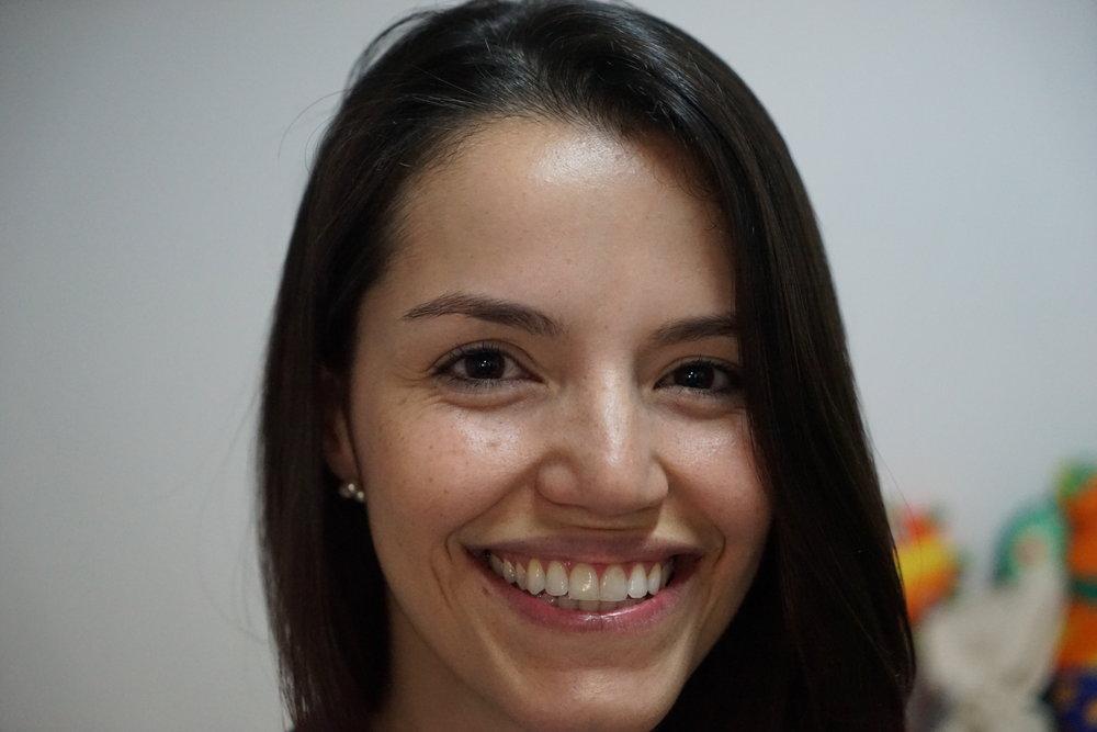 Ana Maria Giraldo   Co-Founder -  Dibijaguja   Based:Medellin, Colombia