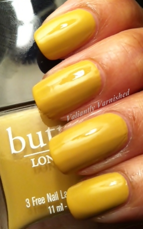 Swatch It Saturday:Butter London Bumster