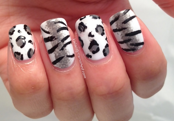 Born pretty store review 2 way nail art polish pen and tiger and first let me show you the pen its on the larger side which took some getting used to since most of the stripers ive used have been more compact prinsesfo Image collections