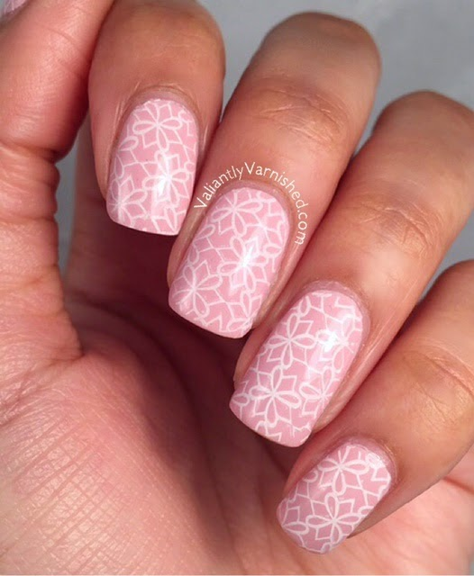 Born Pretty Store Stamping Plates Review and Nail Art — Valiantly ...