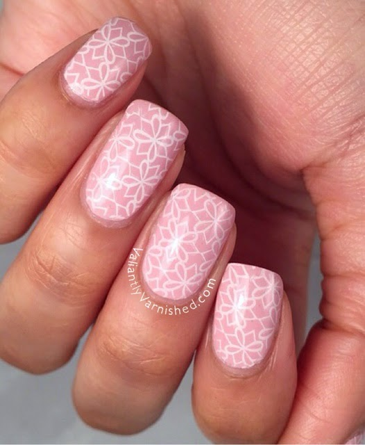 Born Pretty Store Stamping Plates Review And Nail Art Valiantly
