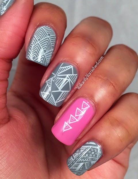 Grey-Pink-Geo-Nail-Art-Pic2.jpg