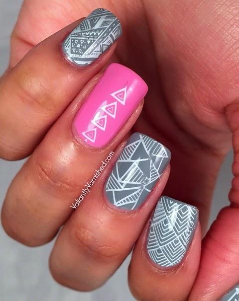 Grey-Pink-Geo-Nail-Art-Pic1.jpg
