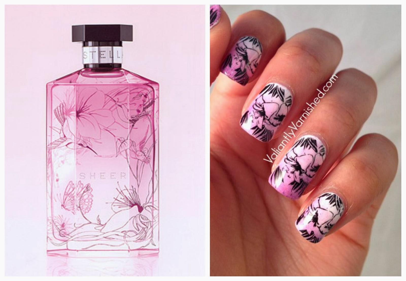 Inspired by Perfume - Stella McCartney Sheer — Valiantly ...