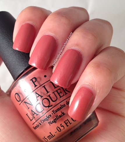 Opi Schnapps Out Of It OPI Week - Schnapps Ou...