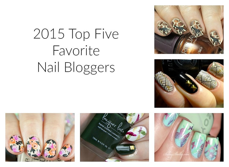 My Top Five Favorite Bloggers of 2015 - Nail Art — Valiantly Varnished