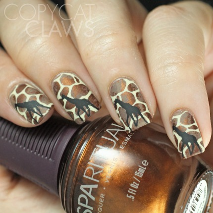 Really cool nail art designs choice image nail art and nail my top five favorite bloggers of 2015 nail art valiantly varnished really cool and unique nail prinsesfo Gallery