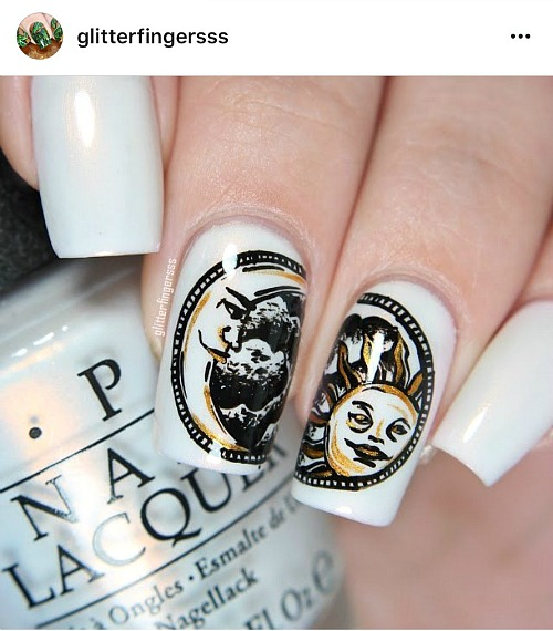10 Nail Art Instagram Accounts You Should Be Following Valiantly